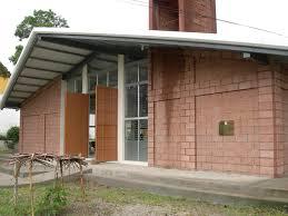 Christo Rey's church - El Salvador