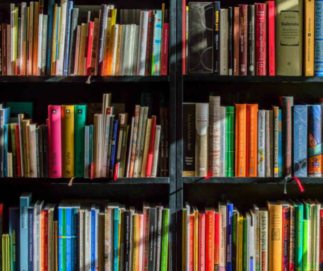 Books - library