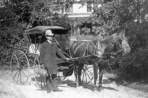 horse and buggy doctor