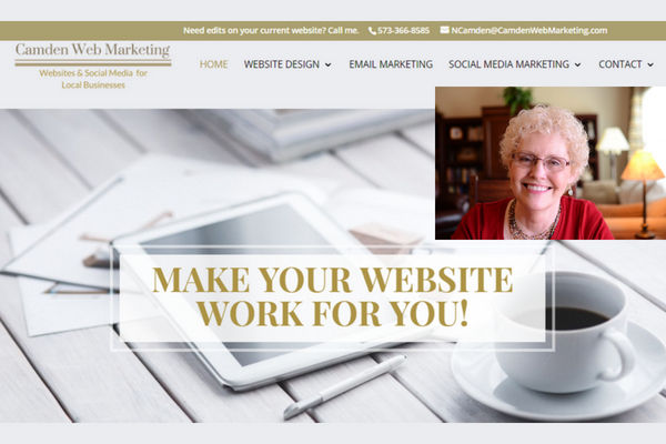 Nancy Camden -Camden Web Marketing