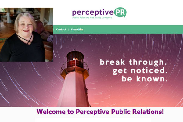 Sandy Lawrence Perceptive PR