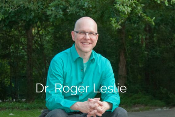 Dr. Roger Leslie, author