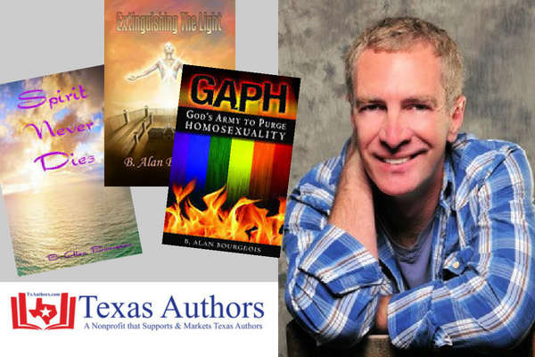 Alan Bourgeois Texas Authors