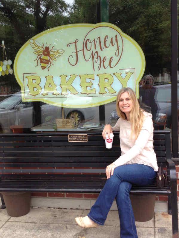 jen Halligan - Honey Bee bakery