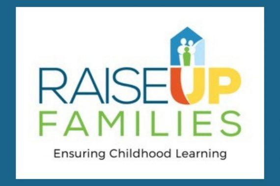 RaiseUp Families logo