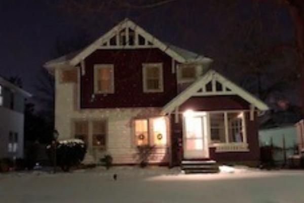 Kathryn Haueisen's childhood home