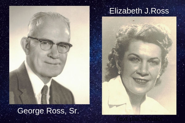 George and Elizabeth Ross