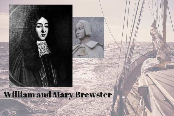 William and Mary Brewster