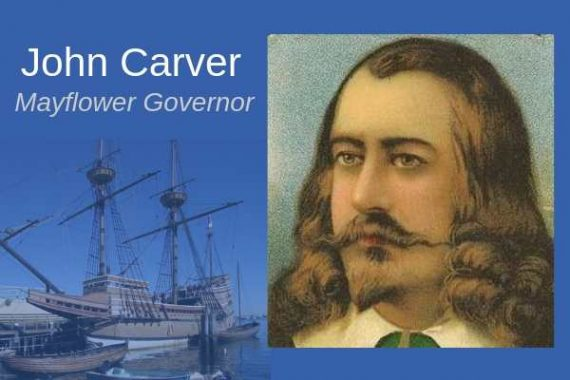 John Carver Mayflower Governor