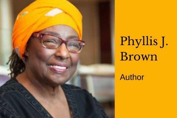 Phyllis J. Brown, author