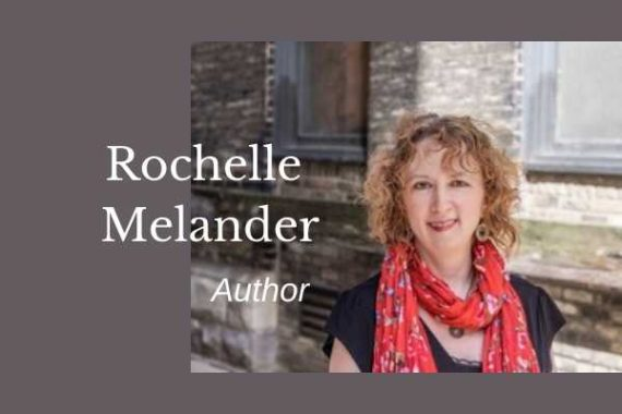 Rochelle Melander author