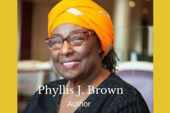 Phyllis J. Brown, author
